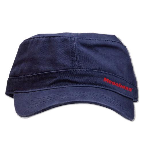 MEGABASS WORK CAP 2015 ネイビー
