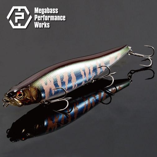 【オンライン限定】MPW MEGADOG(メガドッグ) 和銀ビワマス
